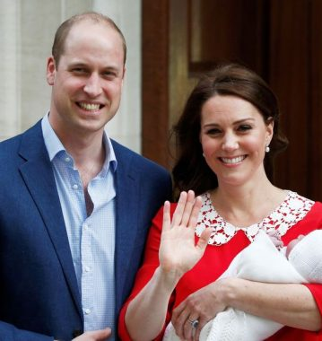 Duchess of Cambridge Uses HypnoBirthing